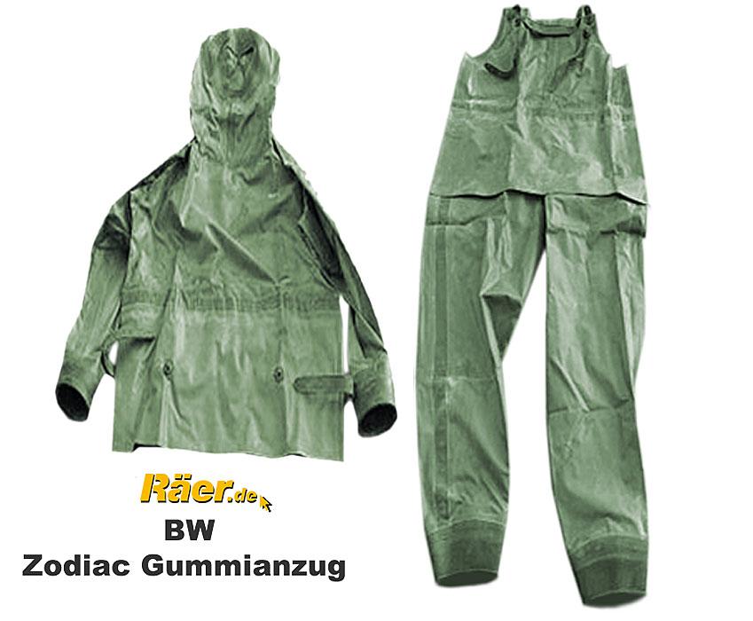 BW Gummianzug (ABC), Zodiac A/B Bundeswehr Shop Räer