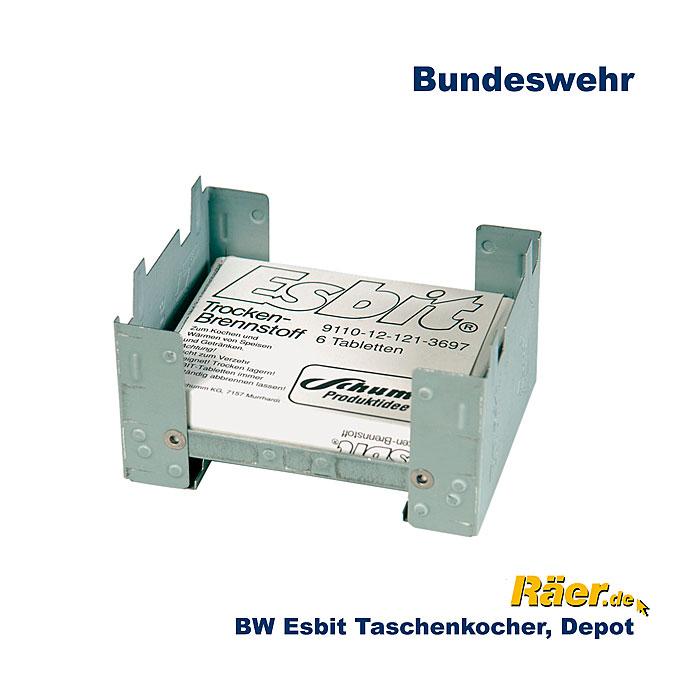Bw Esbitkocher Taschenkocher Depot A B Bundeswehr Shop