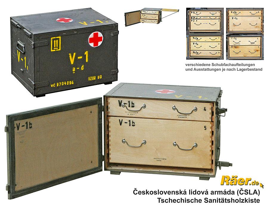 tschechische schubfach holzkiste 60x40x40 cm b bundeswehr shop r er hildesheim. Black Bedroom Furniture Sets. Home Design Ideas