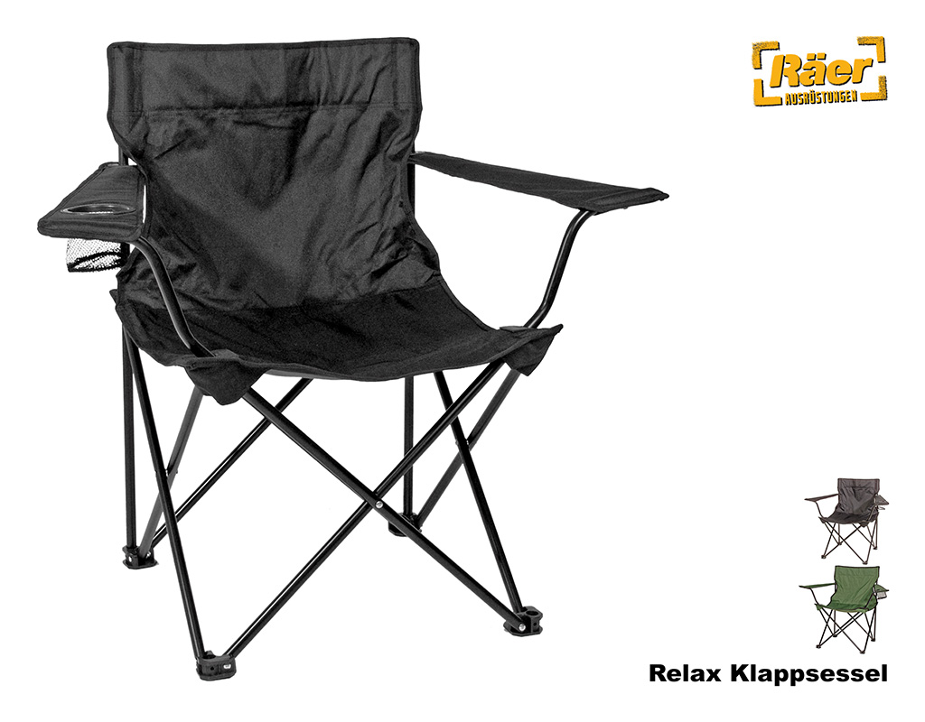 relax klappsessel klappstuhl m stahlrahmen a bundeswehr shop r er hildesheim. Black Bedroom Furniture Sets. Home Design Ideas