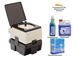 campingaz toiletten kombi starterset x a bundeswehr. Black Bedroom Furniture Sets. Home Design Ideas