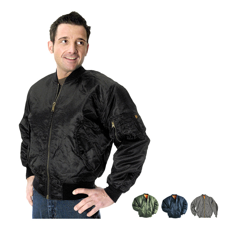 US Fliegerjacke MA1, Basic    A