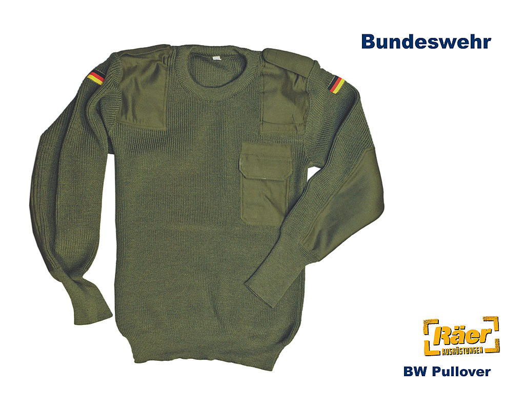 bw pullover gebraucht oliv heer b bundeswehr shop r er hildesheim. Black Bedroom Furniture Sets. Home Design Ideas