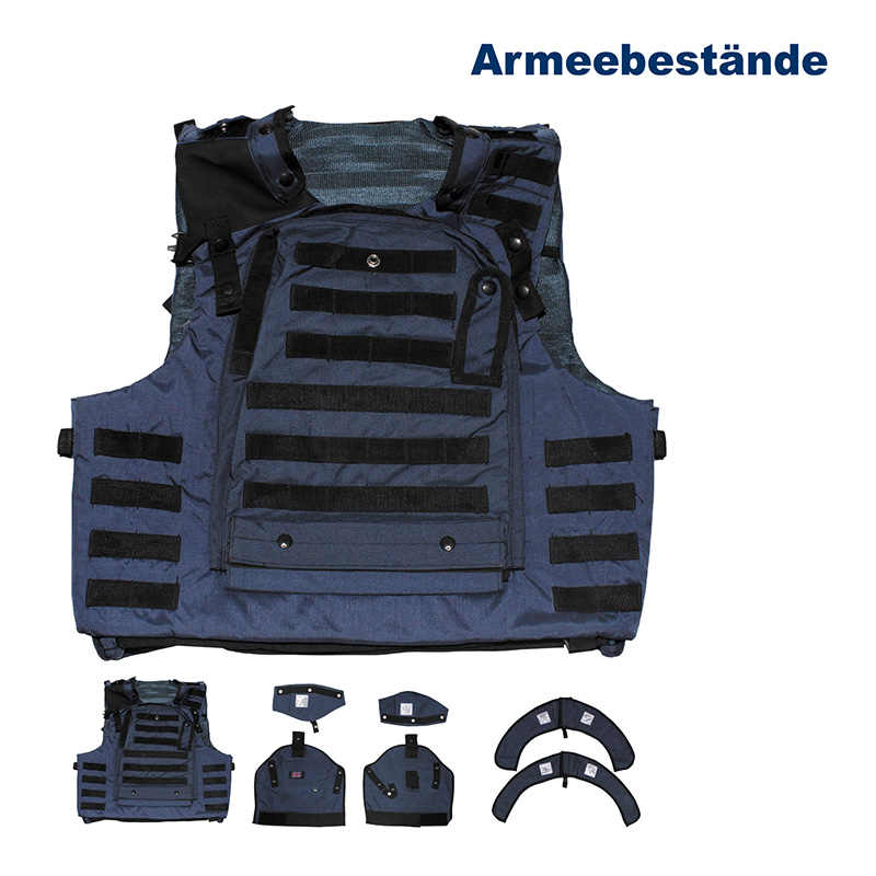 Britische Weste Osprey Assault Cover-Body,blau A/B