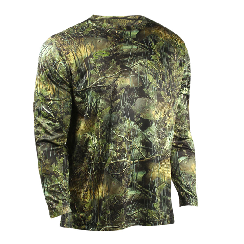 Fishouflage Sportangler Shirt, 1/1 Arm    A