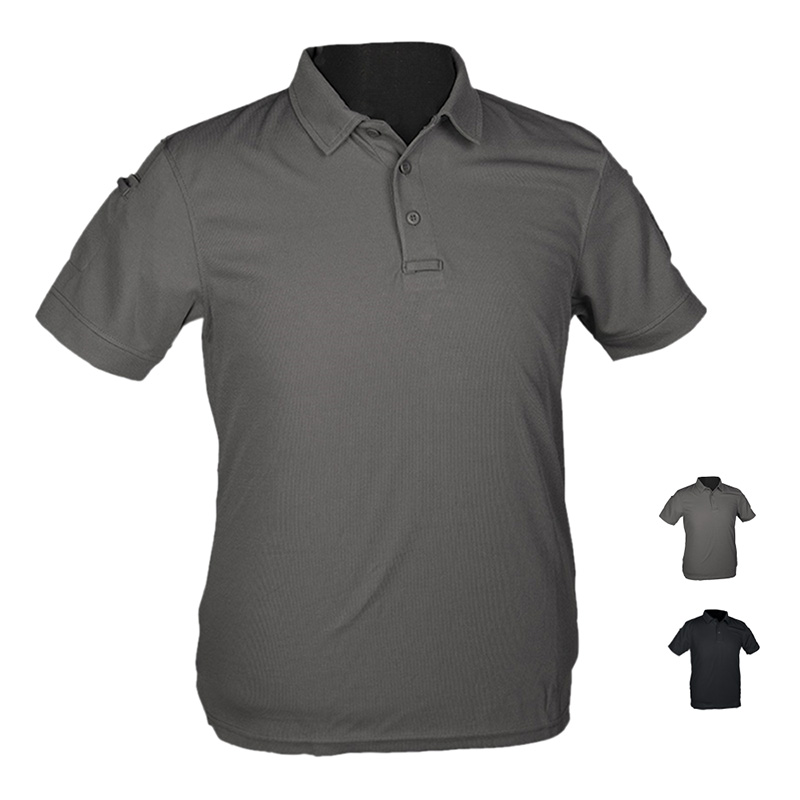 Mil-Tec Tactical Quickdry Poloshirt... A