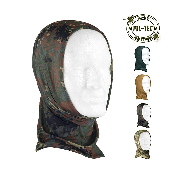 Mil-Tec Multifunktions Headgear - Kopfhaube    A