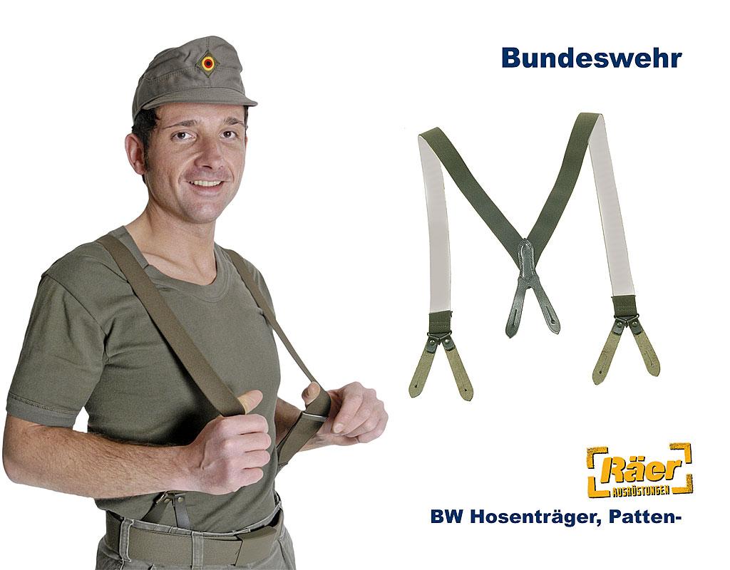 100% Zufriedenheitsgarantie ausgewähltes Material Bestbewertete Mode Hosenträger zum Knöpfen Bundeswehr Shop Räer Hildesheim