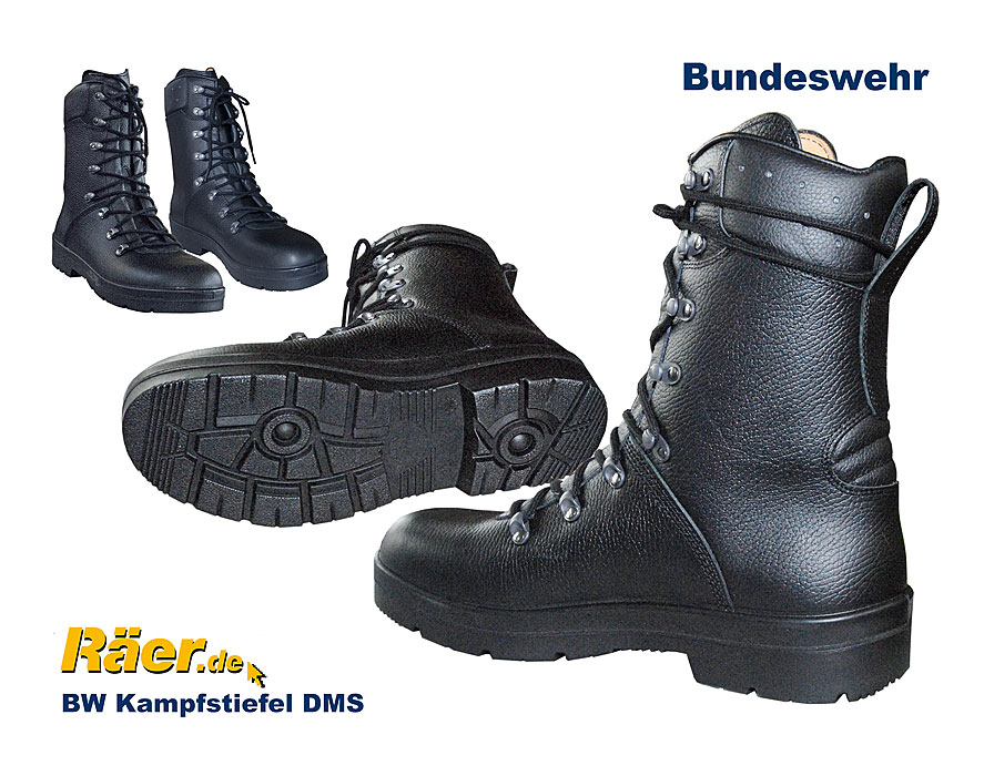 best loved b6a77 a7cbd BW Kampfstiefel DMS, Original... A