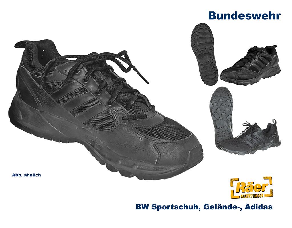 BW Sportschuh, Gelände , Adidas B