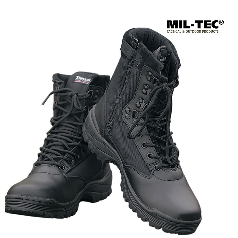 Mil-Tec Tactical Boots m. RV. light    A