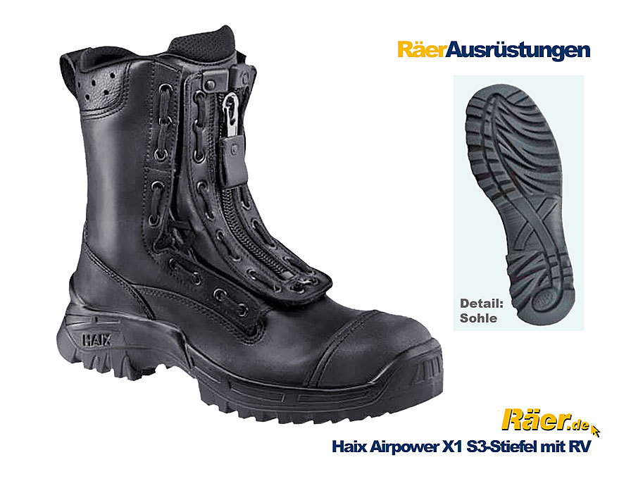 haix airpower x1 s3 stiefel mit rv x a bundeswehr shop r er hildesheim. Black Bedroom Furniture Sets. Home Design Ideas