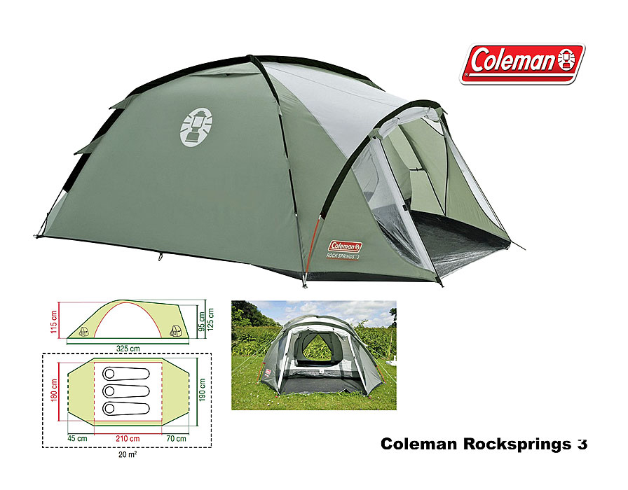 Coleman Rock Springs