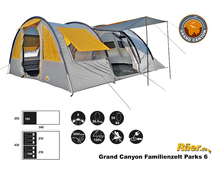 Grand Canyon Zelt 6 P Parks 6 A Bundeswehr Shop R 228 Er