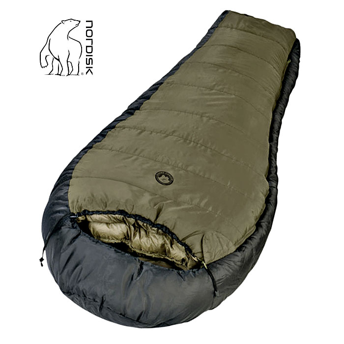 Grand Canyon Schlafsack Fairbanks 190 oliv    A