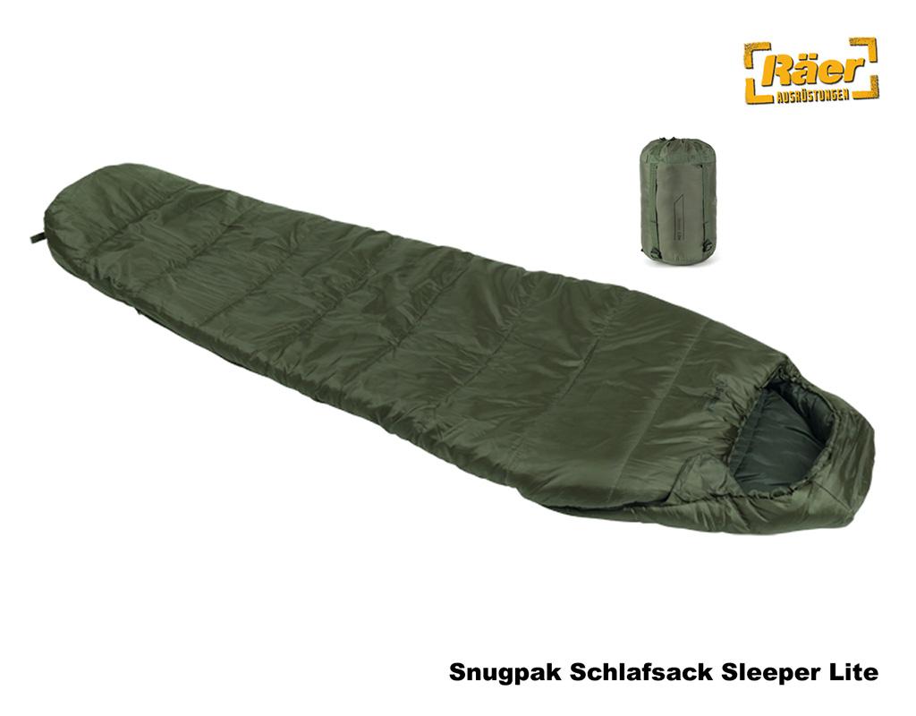 feinste Auswahl Steckdose online verschiedenes Design Snugpak Schlafsack Sleeper Lite A