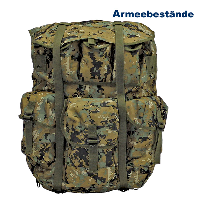 US Marines Rucksack Alice Pack - Large, marpat   B