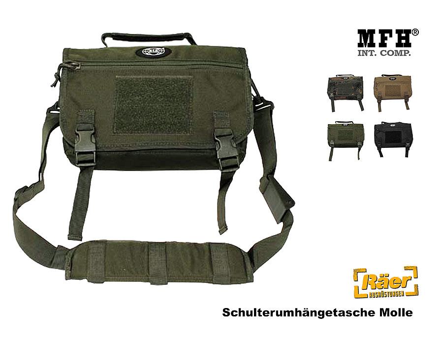 MFH Schulter-Umhängetasche MOLLE