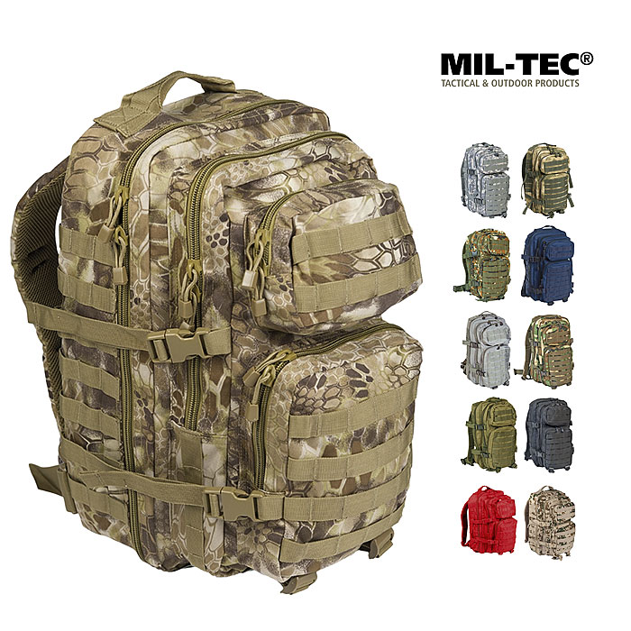 US Assault Pack 2, LG, 36 L Rucksack    A