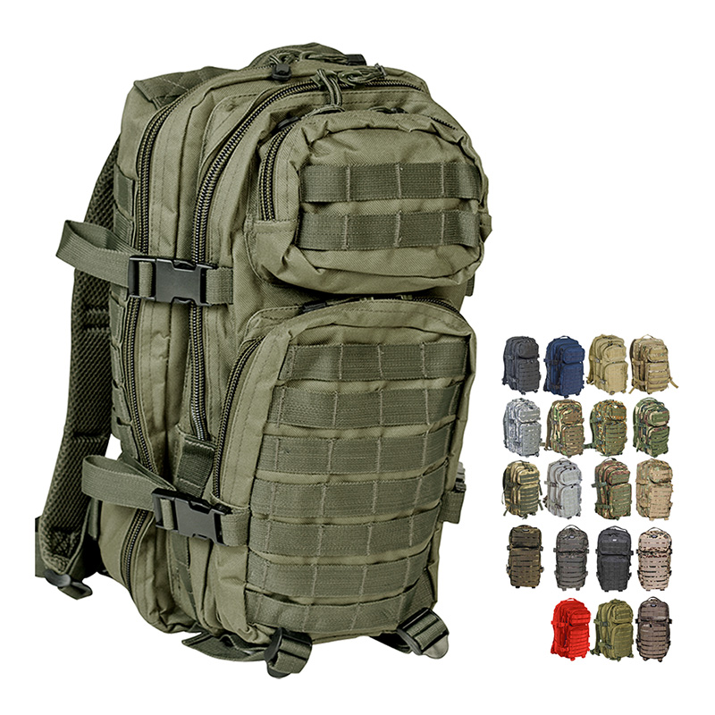 US Assault Pack 1, SM, 20 L Rucksack    A