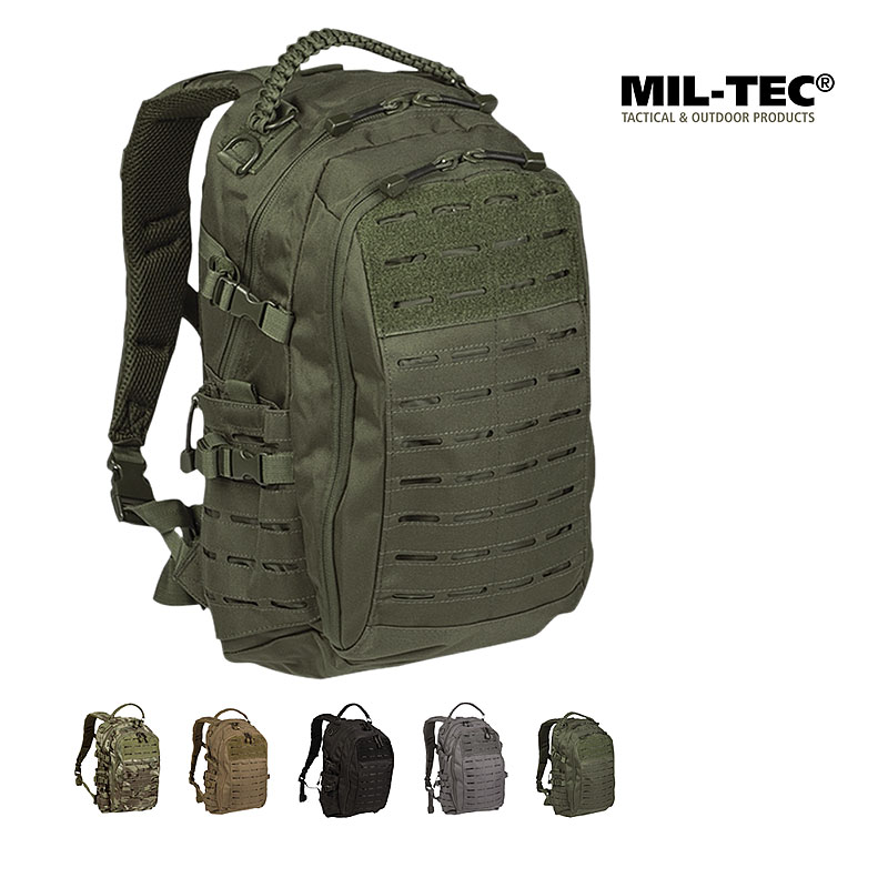 Mission Pack SM - Laser Cut, 20 L Rucksack    A
