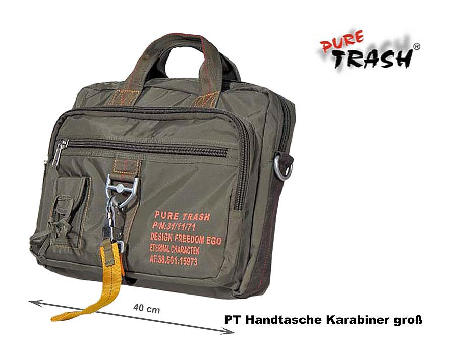 058f1ea15e5a2 Armee Handtasche groß