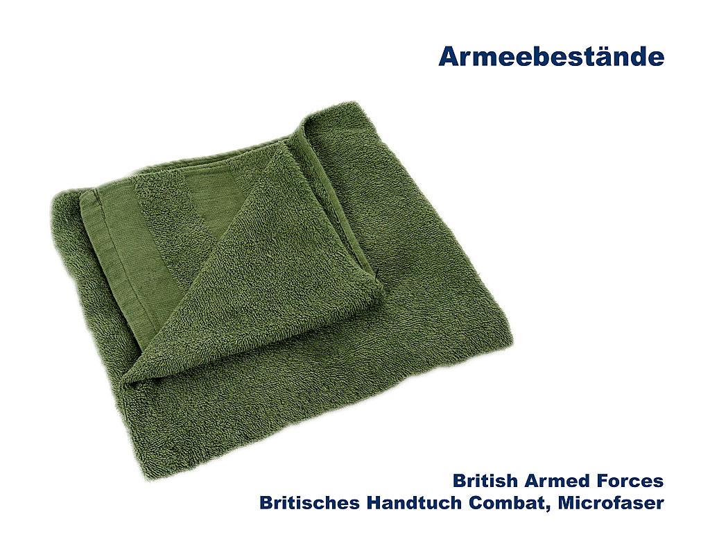 britisches handtuch combat microfaser 100x50 cm b bundeswehr shop r er hildesheim. Black Bedroom Furniture Sets. Home Design Ideas