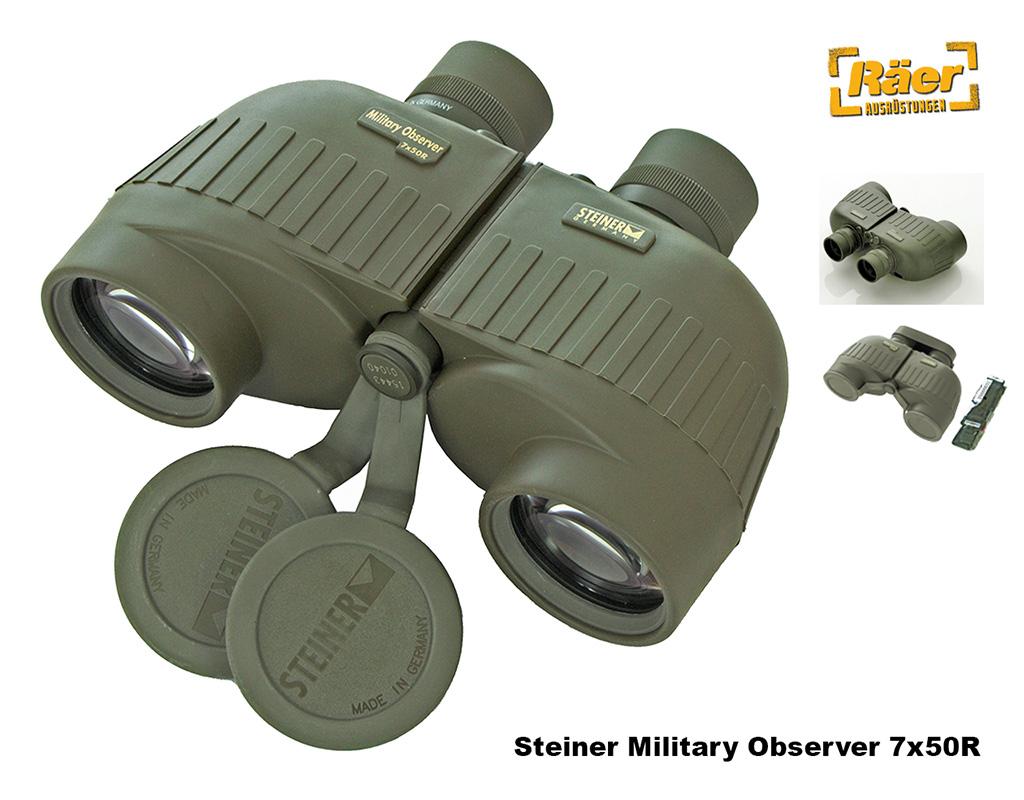 Steiner fernglas military observer 7x50r a bundeswehr shop räer