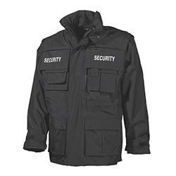 MFH Feldjacke Security, 2 in1    A