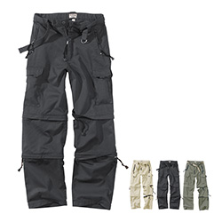 Surplus Zip-Off- Hose Trekking Trousers    A