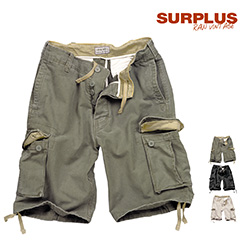 Surplus US Vintage Shorts washed    A