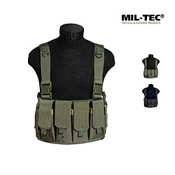 Mil-Tec Mag Carrier Chest Rig, Magazinweste    A