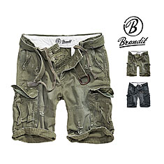 Brandit Shell Valley Heavy Vintage Shorts    A