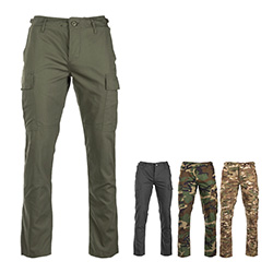US Feldhose BDU Slim Fit, Ripstop Cotton, Teesar A