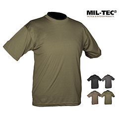 Mil-Tec Tactical Quickdry T-Shirt... A