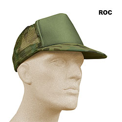 ROC Basecap light    A