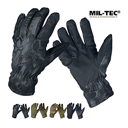 Mil-Tec Softshell Handschuhe Thinsulate    A
