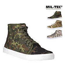 Army Sneakers, Mil-Tec Style --x    A