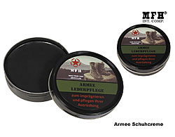 Armee Schuhcreme    A