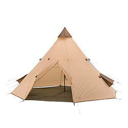 Grand Canyon Zelt Tepee, beige    A