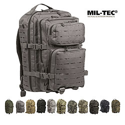 US Assault Pack 2 Laser Cut LG, 36 L Rucksack    A