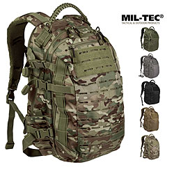 Mission Pack LG - Laser Cut, 25 L Rucksack    A