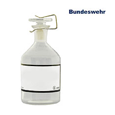 BW Chemikalienflasche 100ml  A
