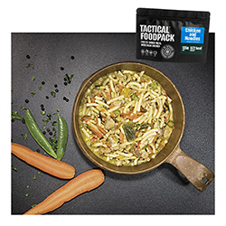 Tactical Foodpack Chicken an Noodles   A