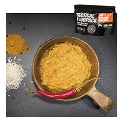 Tactical Foodpack Curry Chicken and Rice    A