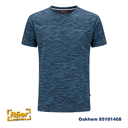 Lifeline Oakhem T-Shirt, navy    A