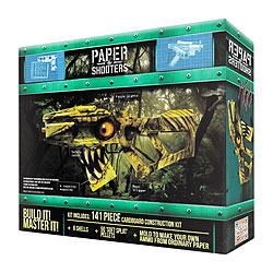 Paper Shooters Guardian Extinction    A
